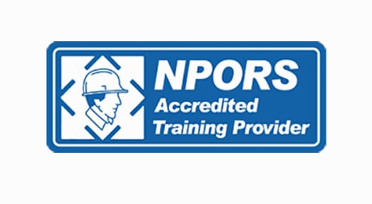 NPORS Accredited Training and Courses